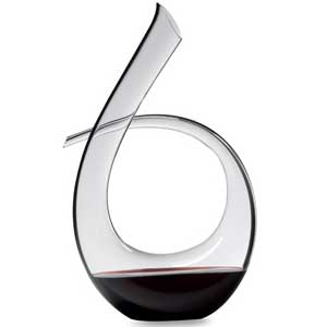 karafka Riedel - Black Tie Decanter